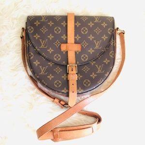 Authentic Louis Vuitton chantilly gm
